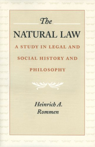 Ewige Wiederkehr des Naturrechts  N/A edition cover