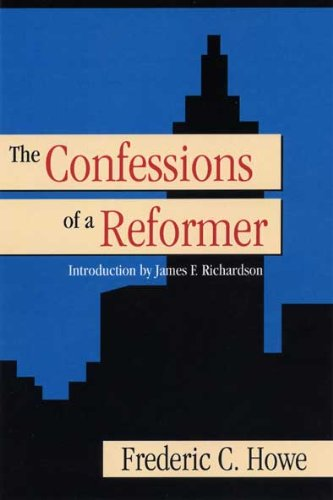 Confessions of a Reformer   1988 (Reprint) edition cover