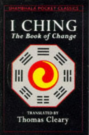 I Ching The Book of Change  1992 9780877736615 Front Cover