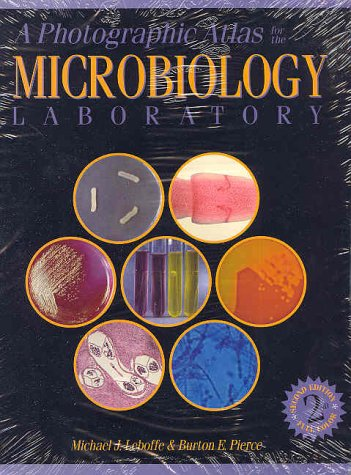 Photographic Atlas for the Microbiology Laboratory 2nd 1999 edition cover