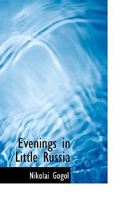 Evenings in Little Russia:   2009 edition cover