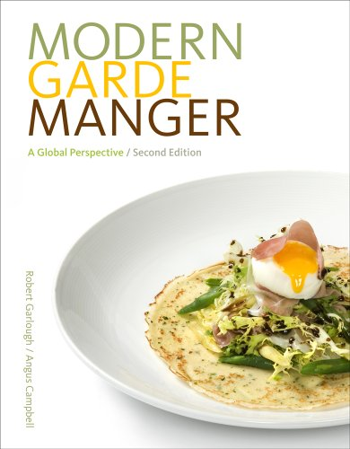 Modern Garde Manger A Global Perspective 2nd 2012 edition cover