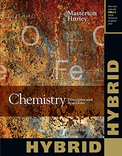 Chemistry: Principles and Reactions  2015 9781305632615 Front Cover