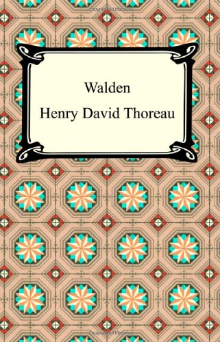 Walden  N/A edition cover