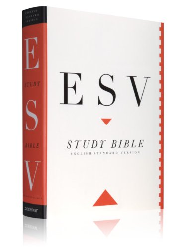 ESV Study Bible, Personal Size   2008 edition cover