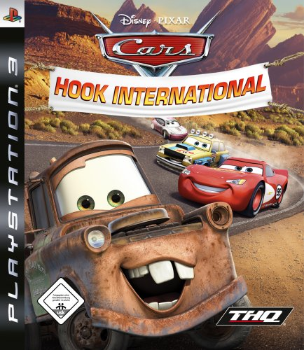 Cars: Hook International PlayStation 3 artwork