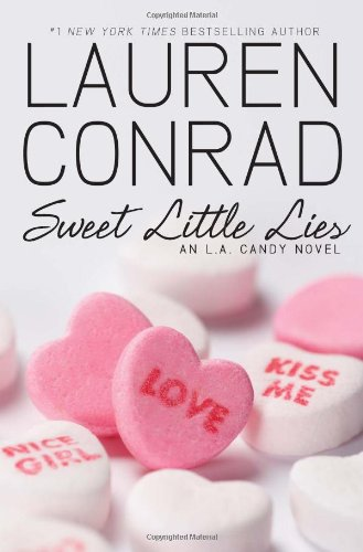 Sweet Little Lies  N/A 9780061767616 Front Cover