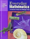 Everyday Mathematics: Student Reference Book : Purple 1st 2004 9780076000616 Front Cover