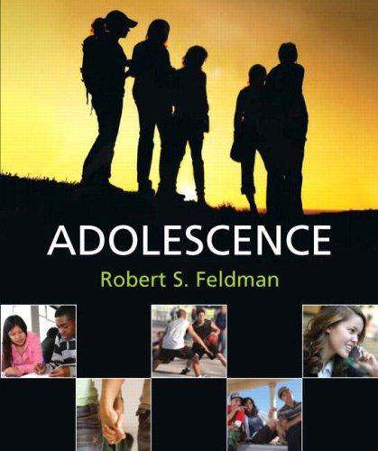 Adolescence   2008 edition cover