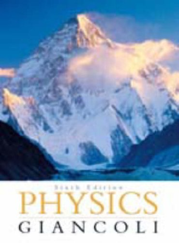 Physics Principles with Applications 6th 2004 9780131846616 Front Cover