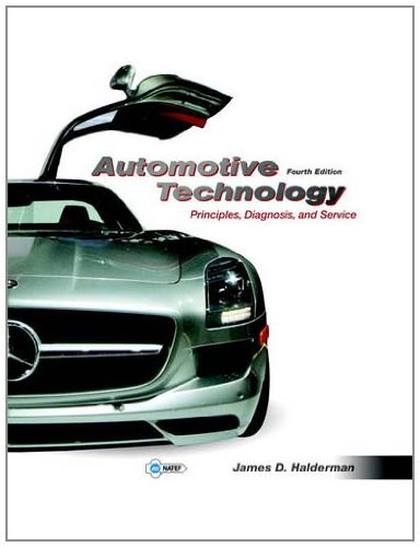 Automotive Technology  4th 2012 (Revised) edition cover