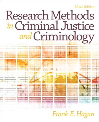 Research Methods in Criminal Justice and Criminology:   2013 edition cover