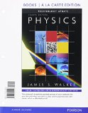 Physics Technology Update, Books a la Carte Plus MasteringPhysics with EText -- Access Card Package  4th 2014 edition cover