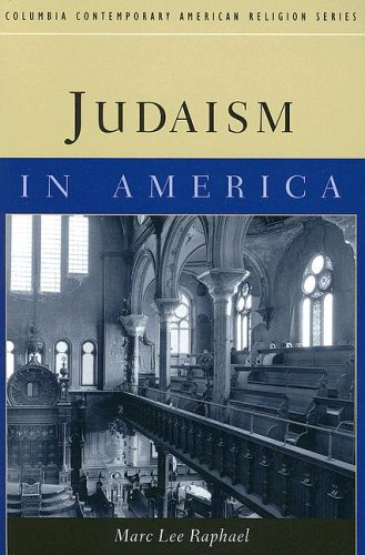 Judaism in America   2006 9780231120616 Front Cover