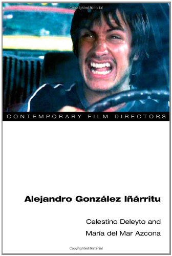 Alejandro Gonzalez Inarritu   2010 edition cover