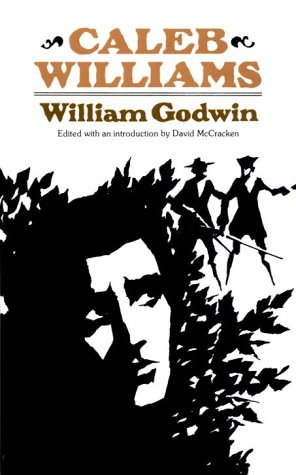 Caleb Williams  Reprint  edition cover