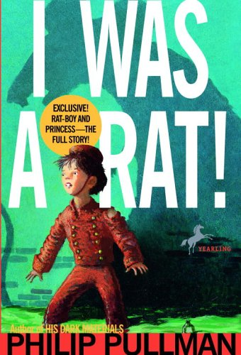 I Was a Rat!  N/A edition cover