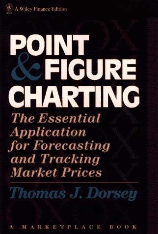 Point and Figure Charting The Essential Application for Forecasting and Tracking Market Prices 1st 1995 edition cover