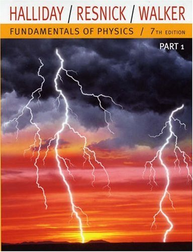 Fundamentals of Physics Egrade Plus Stand-Alone Access 7th 2005 (Revised) 9780471429616 Front Cover