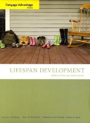 Life-Span Development   2011 edition cover