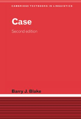 Case  2nd 2001 (Revised) 9780521807616 Front Cover