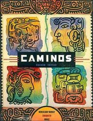 Caminos with Audio Cd and Activities Manual, Second Edition  2nd 2002 9780618224616 Front Cover