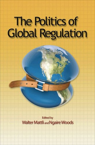 Politics of Global Regulation   2009 edition cover