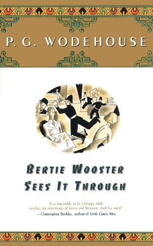 Bertie Wooster Sees It Through   2000 edition cover