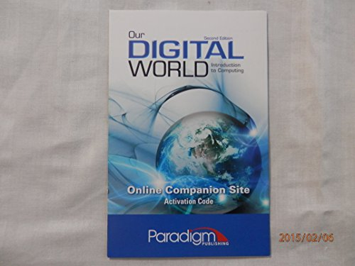 OUR DIGITAL WORLD-ACCESS                N/A 9780763847616 Front Cover