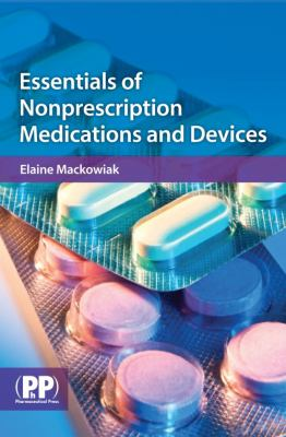 Essentials of Nonprescription Medications and Devices   2010 edition cover