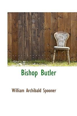 Bishop Butler  2009 edition cover
