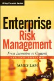 Enterprise Risk Management From Incentives to Controls 2nd 2014 edition cover