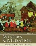 Western Civilization Volume B: 1300-1815 9th 2015 edition cover
