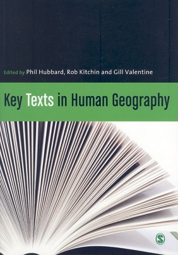 Key Texts in Human Geography   2008 edition cover