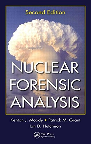 Nuclear Forensic Analysis, Second Edition  2nd 2014 (Revised) edition cover