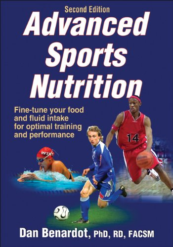 Advanced Sports Nutrition-2nd Edition  2nd 2012 edition cover