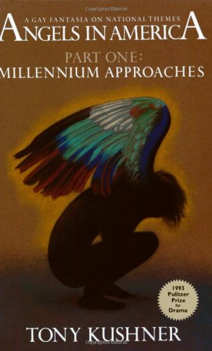 Millennium Approaches   1993 (Reprint) edition cover