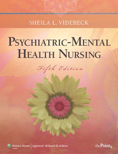 Psychiatric-Mental Health Nursing  5th 2011 (Revised) edition cover