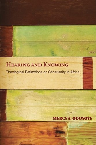 Hearing and Knowing  N/A edition cover