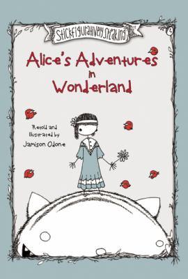 Alice's Adventures in Wonderland   2010 edition cover