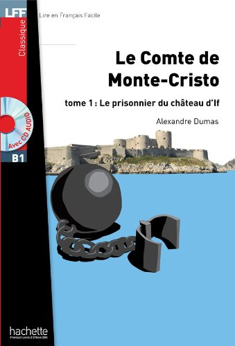 Comte de Monte Cristo + CD Audio MP3, T. 1 (Dumas)   0 edition cover