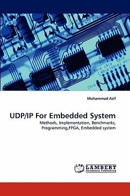 Udp/Ip for Embedded System N/A 9783843360616 Front Cover