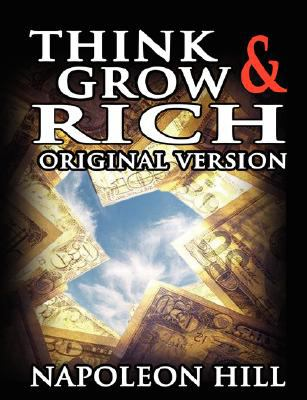 Think and Grow Rich : Original Version N/A 9789569569616 Front Cover