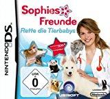 Sophies Freunde - Rette die Tierbabys Nintendo DS artwork