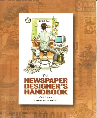 Newspaper Designer's Handbook 5th 2002 edition cover