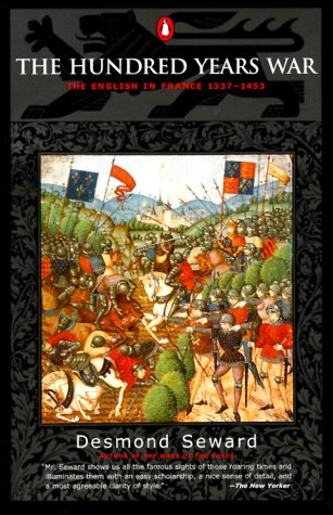 Hundred Years War The English in France 1337-1453 N/A edition cover