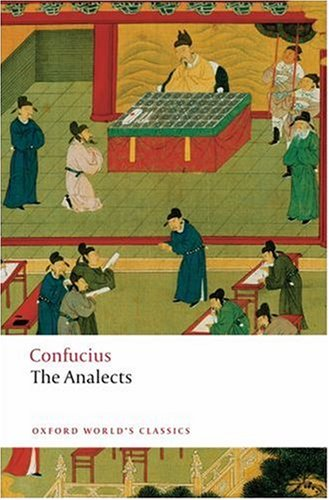 Analects   2008 9780199540617 Front Cover