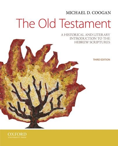The Old Testament: A Historical and Literary Introduction to the Hebrew Scriptures  2013 edition cover