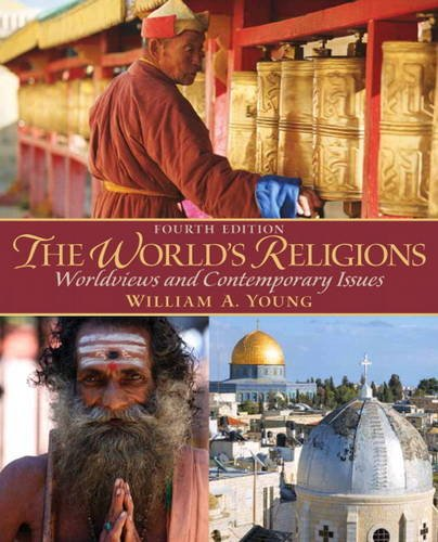 World's Religions Worldviews and Contemporory Issues 4th 2013 edition cover