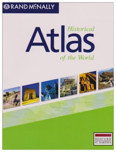 A History of World Societies 7th Ed Vol 2 + World History Atlas:  2008 9780312684617 Front Cover